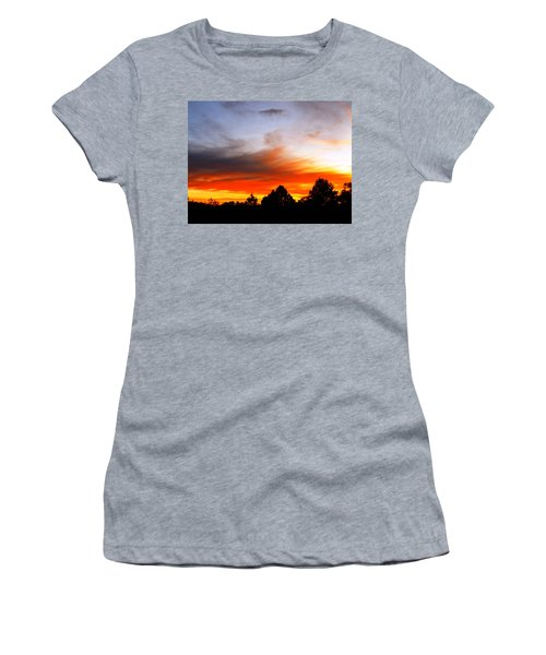 Earlier Women's T-Shirt (Athletic Fit)
