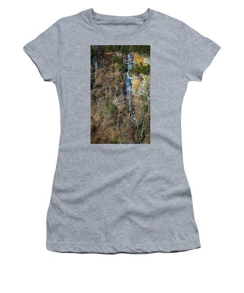 Early  Spring Waterfall  Women's T-Shirt