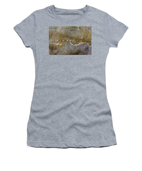 Earth Portrait 000-204 Women's T-Shirt (Athletic Fit)