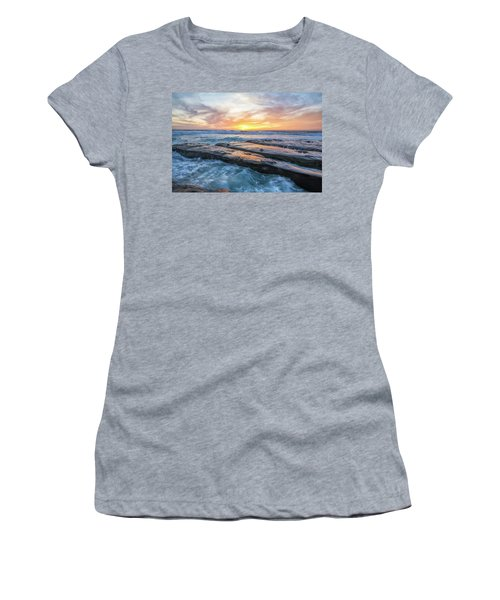 Earth, Sea, Sky Women's T-Shirt (Athletic Fit)