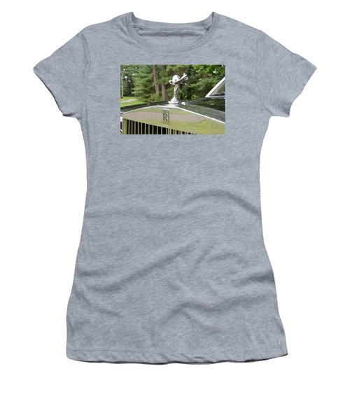 Women's T-Shirt (Athletic Fit) featuring the photograph Ecstasy by John Schneider