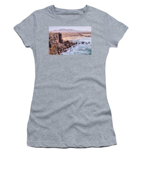 El Cotillo - Fuerteventura Women's T-Shirt (Junior Cut) by Joana Kruse
