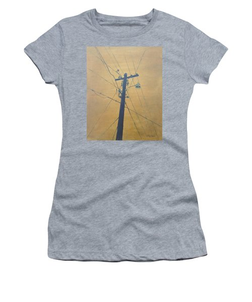 Electrified Women's T-Shirt (Athletic Fit)