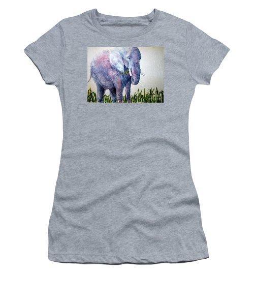 Elephant Sanctuary Women's T-Shirt