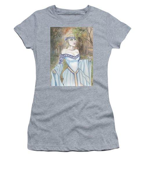Elf Lotr Women's T-Shirt (Athletic Fit)