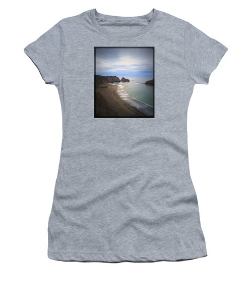 Elk Beach Women's T-Shirt (Athletic Fit)