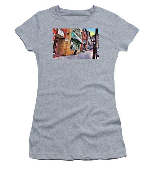 Ellicott City Shops Women's T-Shirt