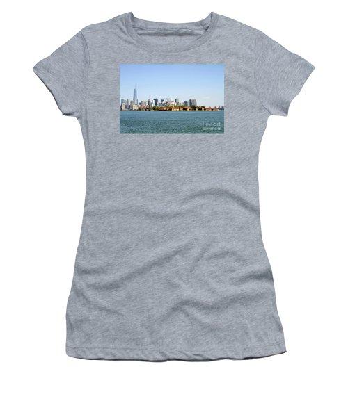 Ellis Island New York City Women's T-Shirt