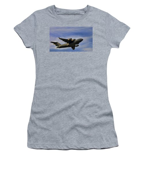 Elmendorf Third Wing Women's T-Shirt (Athletic Fit)