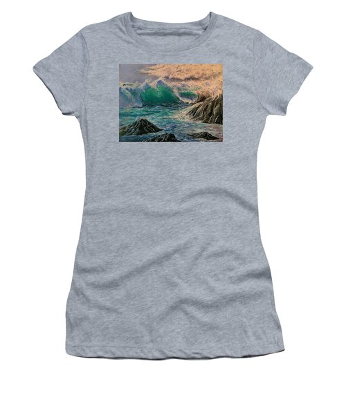 Emerald Sea Women's T-Shirt