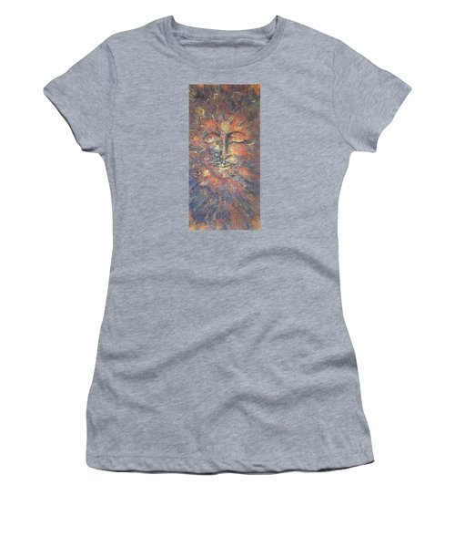 Emerging Buddha Women's T-Shirt (Athletic Fit)