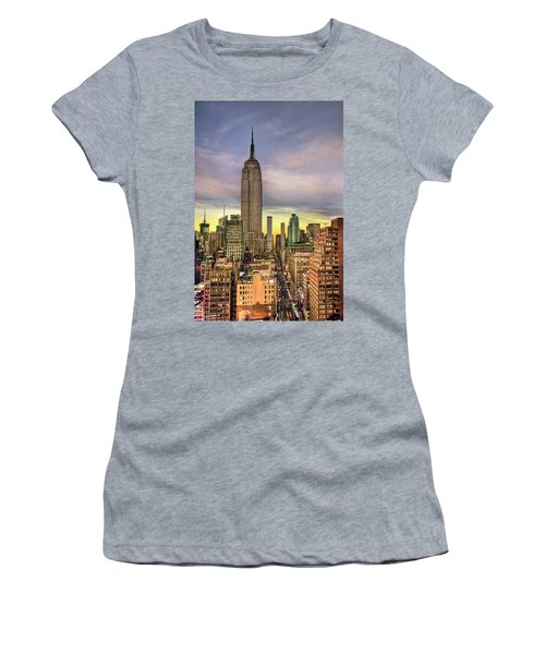 Empire State Of Mind Women's T-Shirt