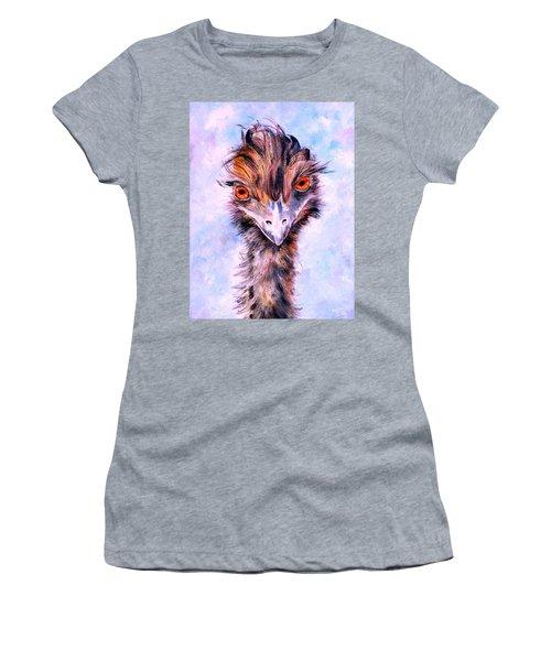 Emu Eyes Women's T-Shirt