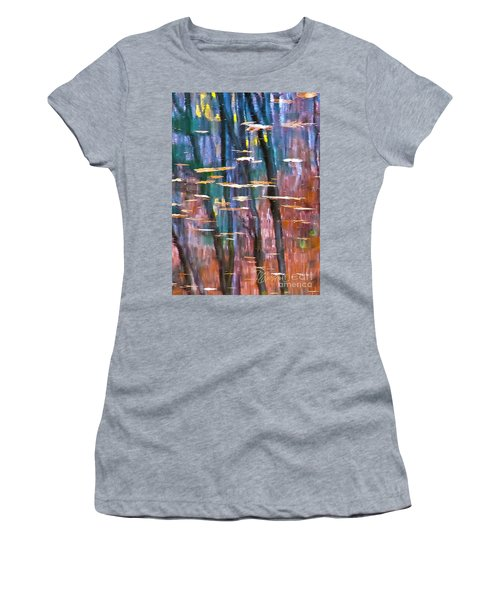 Enders Reflection Women's T-Shirt (Junior Cut) by Tom Cameron