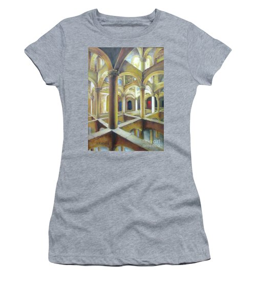 Endless Infinity Women's T-Shirt (Junior Cut) by Oz Freedgood