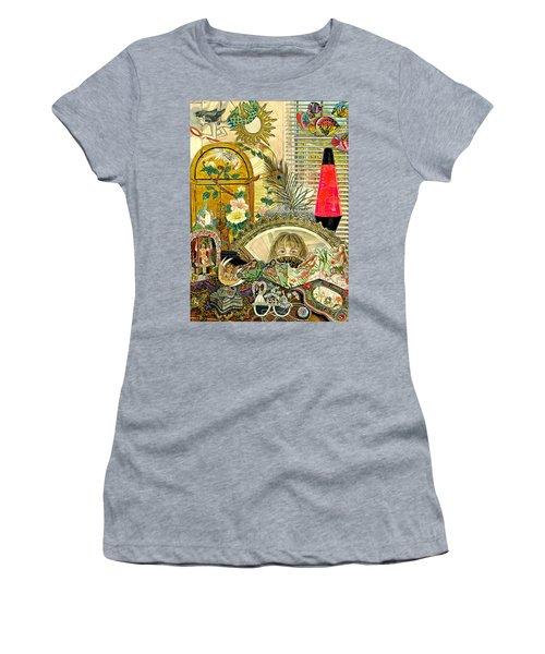 Engagement Self Portrait Women's T-Shirt