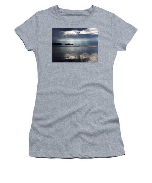 Enlightened Women's T-Shirt (Junior Cut) by Karen Horn