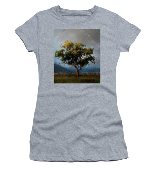 Eucalyptus Women's T-Shirt (Junior Cut)