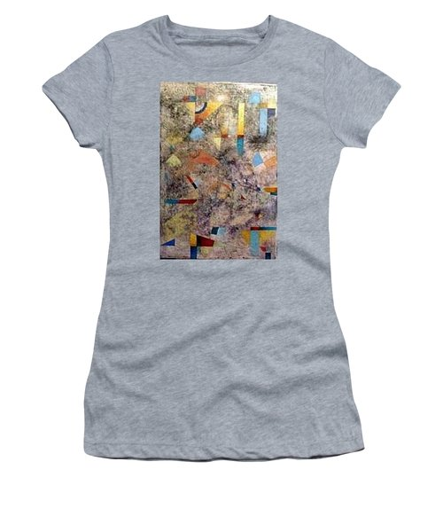 Euclidean Perceptions Women's T-Shirt (Junior Cut) by Bernard Goodman