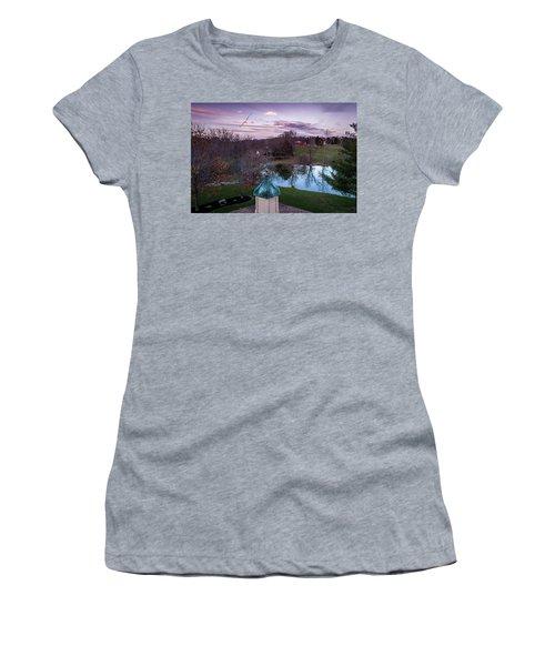 Evening Dove Women's T-Shirt