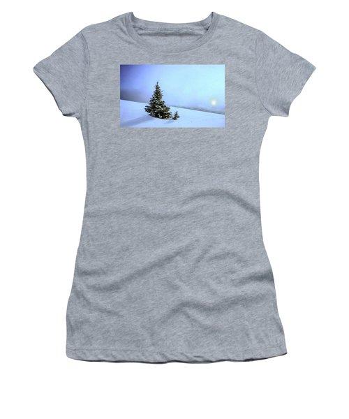 Evergreen Offspring P D P Women's T-Shirt (Junior Cut) by David Dehner