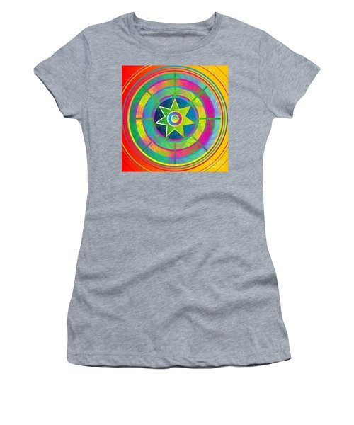 Eye Of Kanaloa 2012 Women's T-Shirt (Athletic Fit)