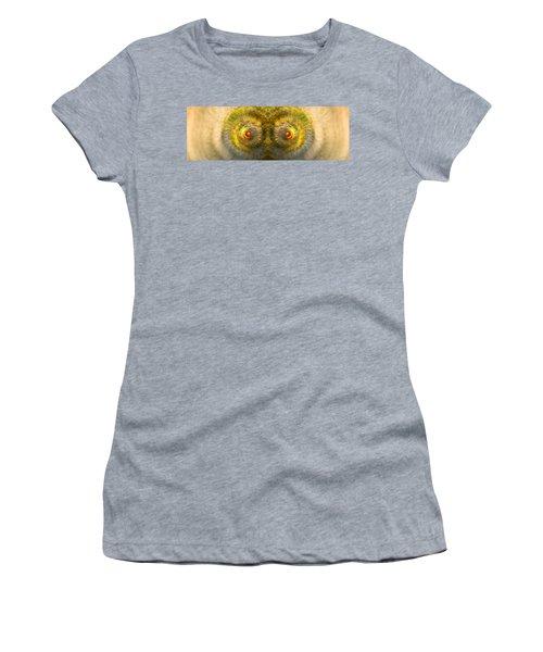 Eyes Of The Garden-1 Women's T-Shirt