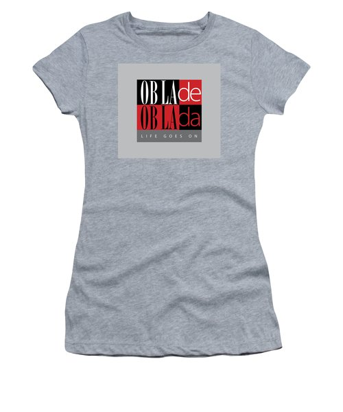 Fab Four Fave Women's T-Shirt (Athletic Fit)
