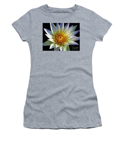 Fairest Lily Women's T-Shirt (Junior Cut) by Chad and Stacey Hall