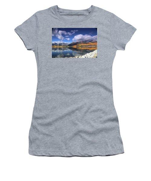 Fall At Twin Lakes Women's T-Shirt