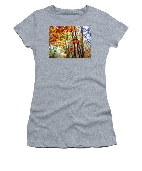 Fall Fantasy Women's T-Shirt