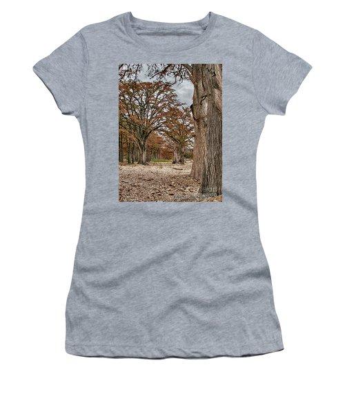 Fall In Texas  Women's T-Shirt