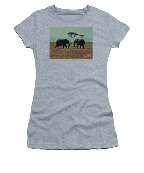 Family Women's T-Shirt (Athletic Fit)