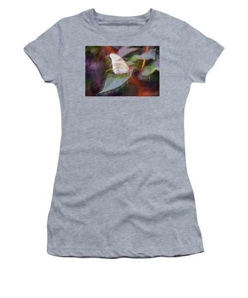 Fantasy Palace Women's T-Shirt (Junior Cut) by James Steele