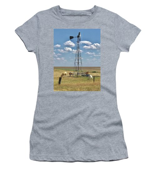 Farmlife Memories Women's T-Shirt (Athletic Fit)