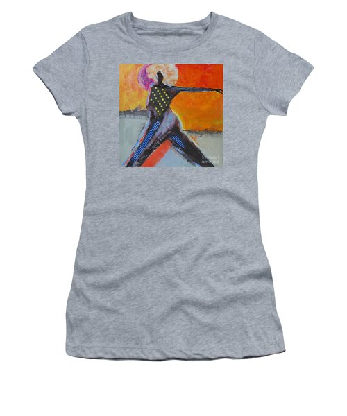Fashionista Women's T-Shirt (Junior Cut) by Ron Stephens