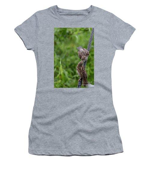 Feeding Time Women's T-Shirt