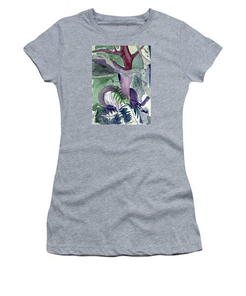 Fern Women's T-Shirt (Athletic Fit)