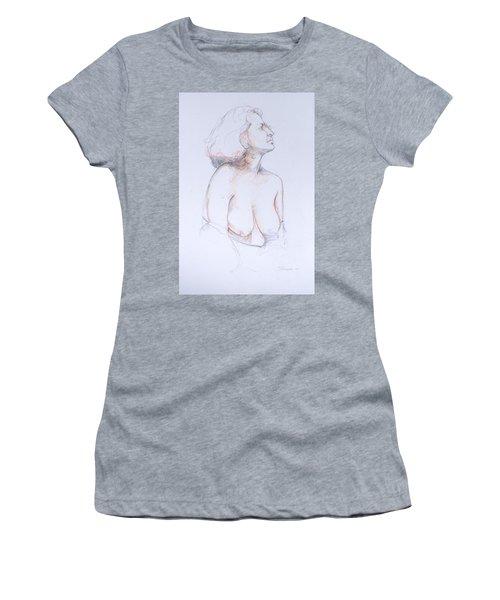 Figure Study Profile 1 Women's T-Shirt