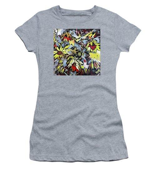 Fiori Women's T-Shirt (Athletic Fit)