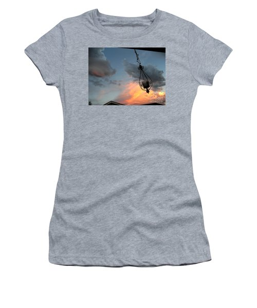 Fire In The Clouds Women's T-Shirt