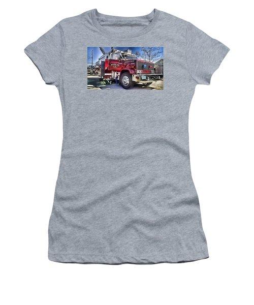 Firemen Honor And Sacrifice #2 Women's T-Shirt