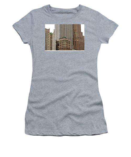 Firescapes  Women's T-Shirt (Athletic Fit)