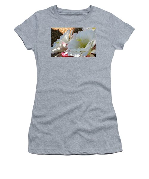 First Morning Women's T-Shirt (Athletic Fit)