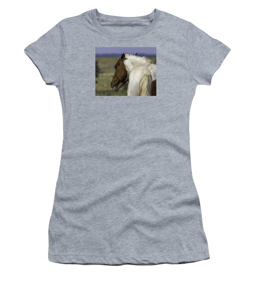 First Warning Women's T-Shirt (Athletic Fit)