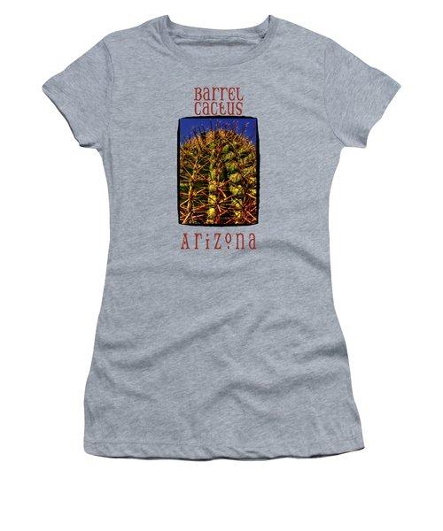 Fishhook Barrel Cactus Women's T-Shirt