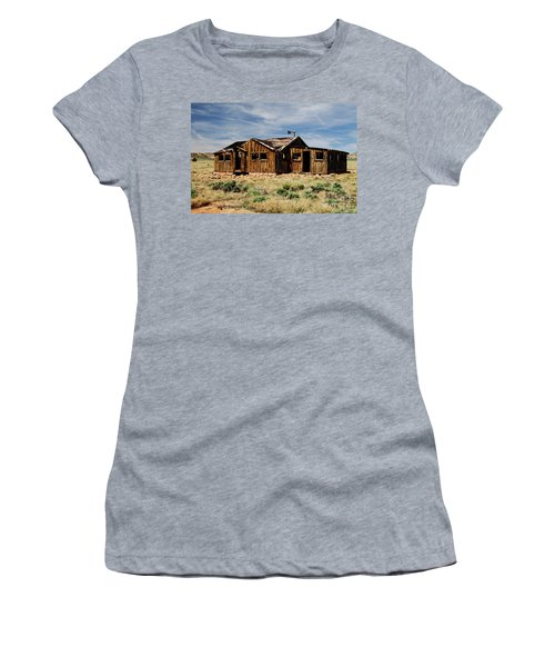 Fixer-upper Women's T-Shirt (Junior Cut) by Kathy McClure