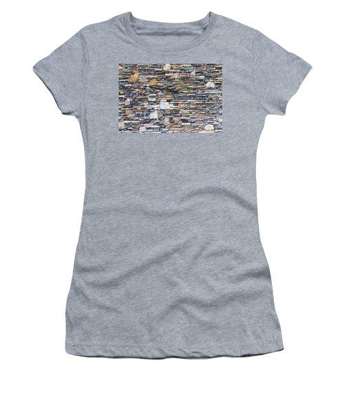 Flagstone Wall Women's T-Shirt