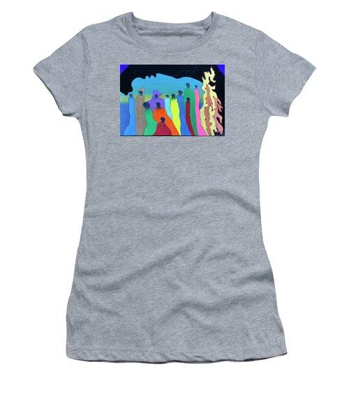 Flame Women's T-Shirt