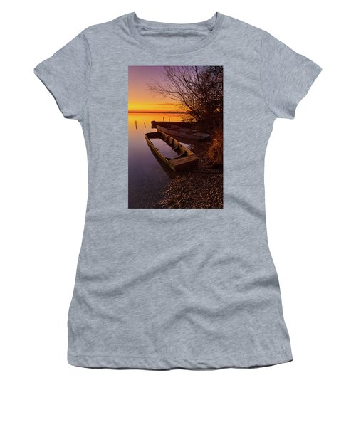 Flame Of Dawn Women's T-Shirt (Athletic Fit)
